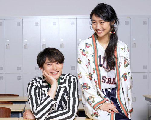 『オー!ファーザー』岡田将生&忽那汐里 単独インタビュー