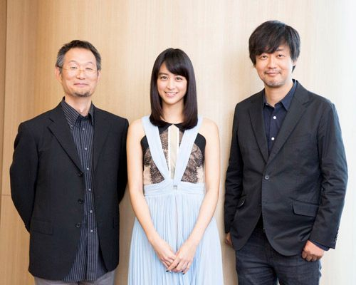 『STAND BY ME ドラえもん』山崎貴&八木竜一&山本美月 単独インタビュー