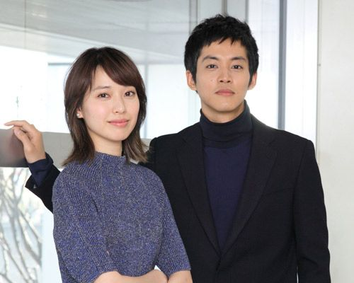 『エイプリルフールズ』戸田恵梨香&松坂桃李 単独インタビュー