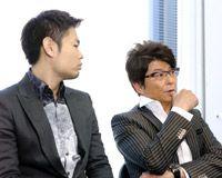 哀川翔&品川ヒロシ監督