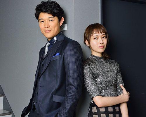 『予告犯』戸田恵梨香&鈴木亮平 単独インタビュー