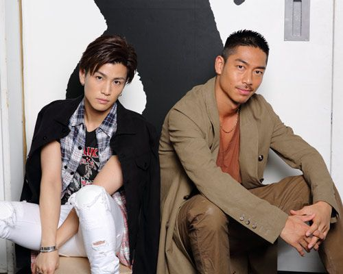 『HiGH&LOW THE MOVIE』AKIRA&岩田剛典 単独インタビュー