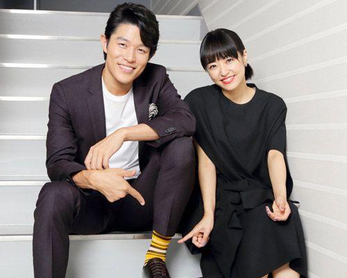 『ルドルフとイッパイアッテナ』井上真央&鈴木亮平 単独インタビュー