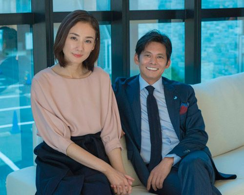 『ボクの妻と結婚してください。』織田裕二&吉田羊 単独インタビュー