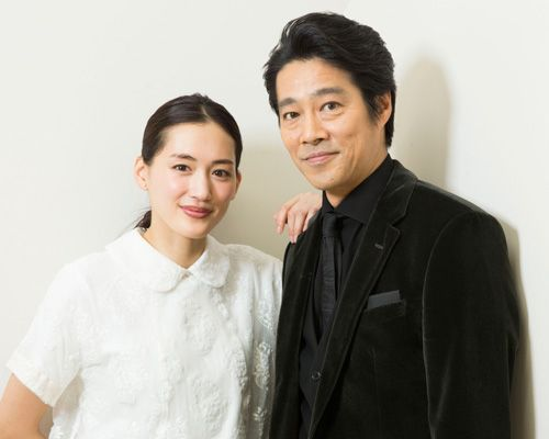 『本能寺ホテル』綾瀬はるか&堤真一 単独インタビュー