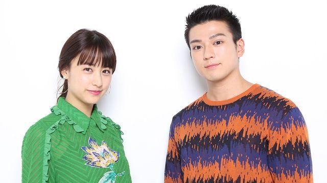 『ピーチガール』山本美月&真剣佑 単独インタビュー