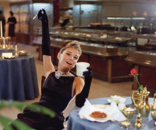 『ティファニーで朝食を』