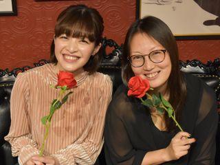 バチェラー・ジャパンでこっぴどくフラれた森田紗英ちゃんと、恋愛映画バナで盛り上がった!の巻