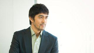 『のみとり侍』阿部寛 単独インタビュー