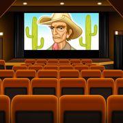 ロケ地としても有名な深谷にある酒蔵の映画館