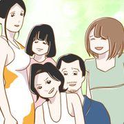 『万引き家族』~漫画連載:憑依系女子、夢野映子の1日