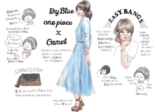 Inspired by:Fasion Movie #1『(500)日のサマー』/ (500) DAYS OF SUMMER