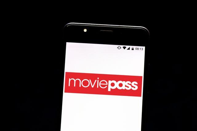 アプリと連動していたMoviePass