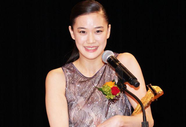 第91回キネマ旬報ベスト・テンで主演女優賞に輝いた蒼井優