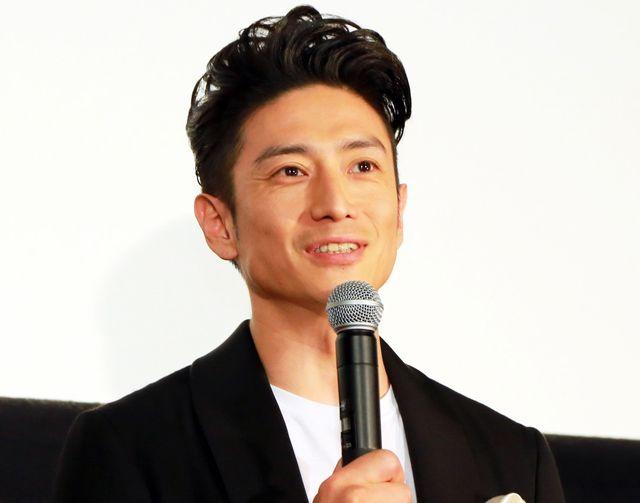 『劇場版 MOZU』に出演している伊勢谷友介(写真は今年6月撮影)