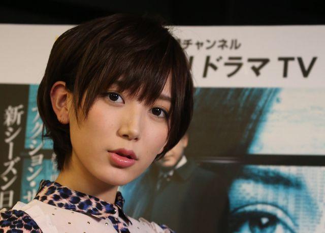 グループ辞めて以来、初めて劇場を訪れた光宗薫(画像は2014年撮影のもの)