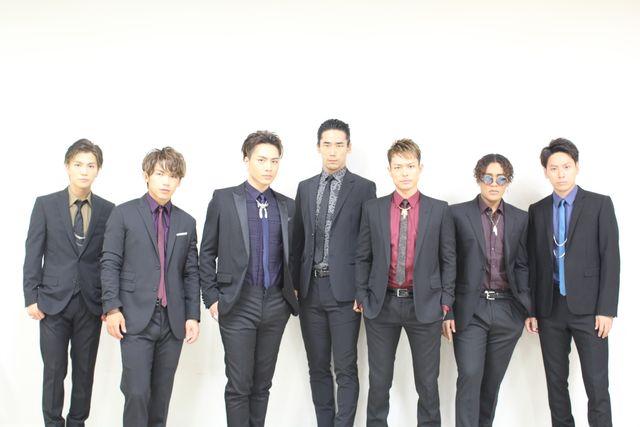 『アンフェア』シリーズのラストを飾る三代目J Soul Brothers from EXILE TRIBE