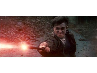 新たな場面写真到着!ハリー対決シーン!