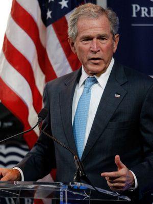 ジョージ・W・ブッシュ元大統領