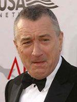 『タクシードライバー』ではアカデミー主演男優賞にノミネートされた経験を持つロバート・デ・ニーロ