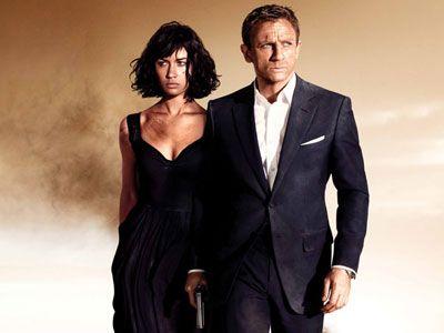 映画『007/慰めの報酬』より