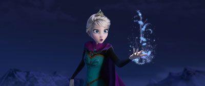 エルサの歌声が耳から離れない! - 映画『アナと雪の女王』より