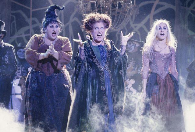リメイク版で魔女の三姉妹を演じるのは? - 映画『ホーカス ポーカス』より