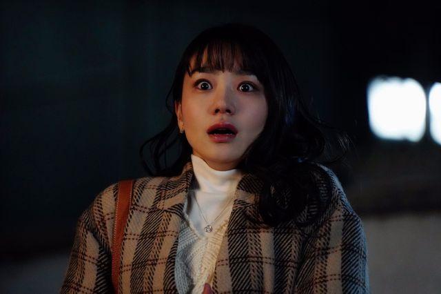 『事故物件 恐い間取り』より奈緒演じるヒロイン・梓