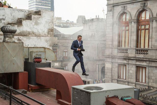 本物だから味わえる興奮が満載! 『007 スペクター』メイキング映像!