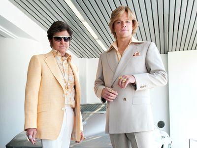 マイケル・ダグラス&マット・デイモンが同性カップルに!