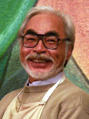 宮崎駿監督の自伝が新作に!-写真は2007年の12月3日に行われた映画『崖の上のポニョ』の主題歌発表記者会見で撮影したもの