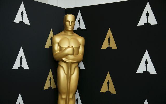 1月14日、米映画俳優組合・テレビラジオ芸能人組合(SAG ・AFTRA)は、米アカデミー賞の主催者が著名人らに対し、同賞以外の賞の授賞式に出席しないよう脅迫を試みていると非難する異例の声明を発表した。写真はアカデミー賞関連のイベントで2016年2月撮影