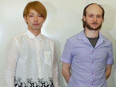 手塚作品への思いを語った森山未來とシディ・ラルビ・シェルカウイ氏