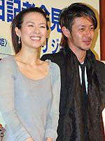 日本映画に初主演したチャン・ツィイーとシャイで人見知りのオダギリジョー