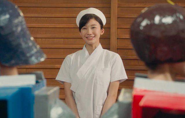 小倉優香、天使の笑顔