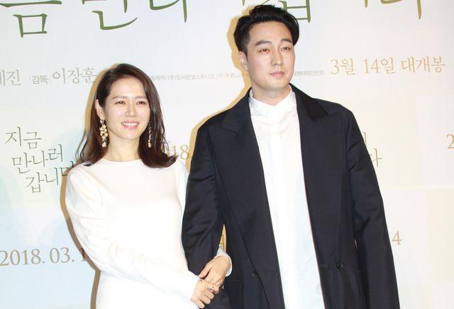 韓国版『いま、会いにゆきます』のソン・イェジン&ソ・ジソブ