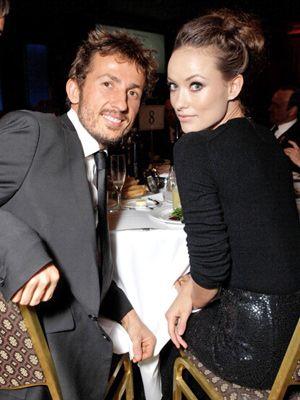 離婚が成立したと報じられたタオ・ラスポリ氏とオリヴィア・ワイルド