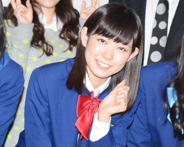 ギャル説を否定したみるきーこと渡辺美優紀 ※画像は2014年撮影のもの