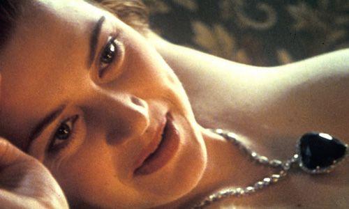 こちらは『タイタニック』でのヌードシーン - ケイト・ウィンスレット
