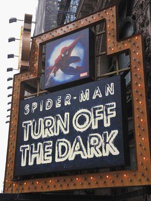 トラブル続きだったミュージカル「スパイダーマン:ターン・オフ・ザ・ダーク」