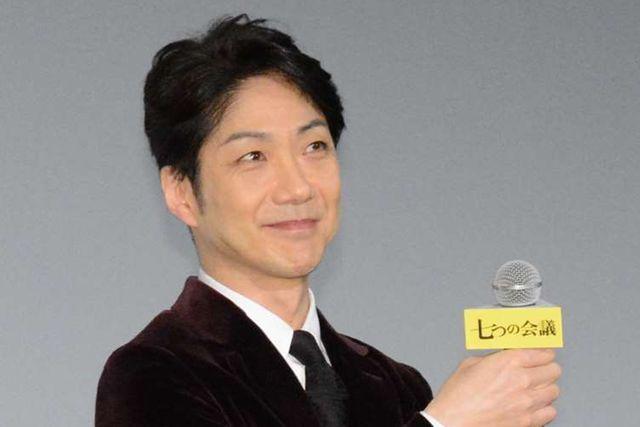 『七つの会議』で初のサラリーマン役に挑んだ野村萬斎