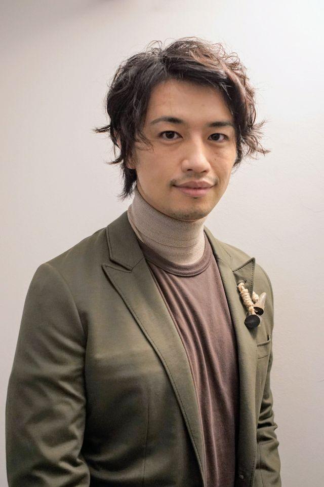 アジア6か国の中の一人に選ばれた齊藤工監督
