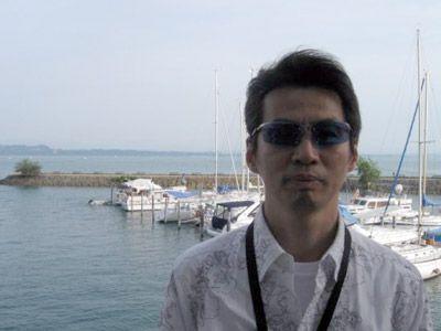 石井岳龍(がくりゅう)に改名した石井聰亙監督