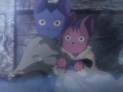 ますむらひろしならではのネコキャラクターがいい味を出しています!