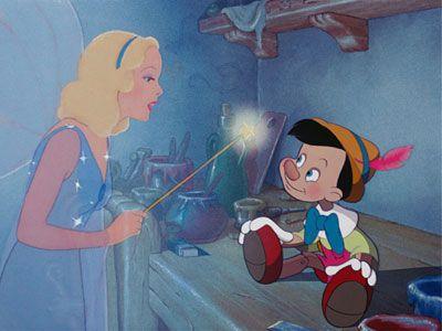 スタンリー・キューブリックもファンだったと言われるピノキオ