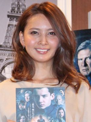 結婚を発表した加藤夏希 - 画像は2013年11月撮影のもの