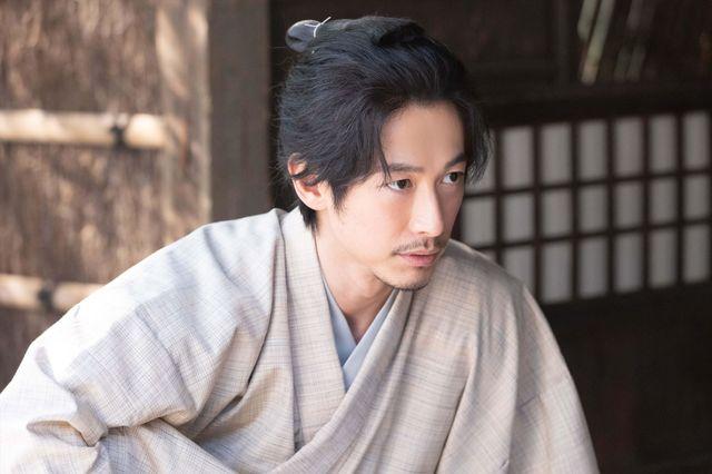 大河ドラマ「青天を衝け」で五代才助(友厚)を演じるディーン・フジオカ