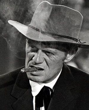 『ガンファイターの最後』(1969) リチャード・ウィドマーク