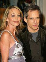 ベン・スティラーと妻クリスティン・テイラー