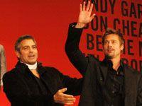 ブラッド・ピットとジョージ・クルーニー、ラスベガスにホテルをオープン